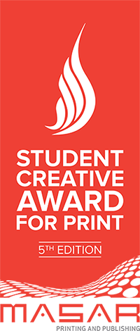 MASAR STUDENT CREATIVE AWARD FOR PRINT