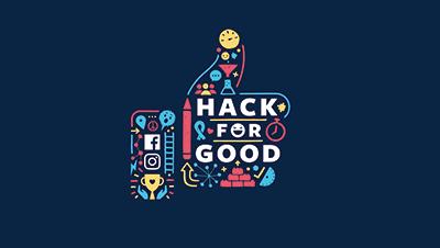 hack for good logo