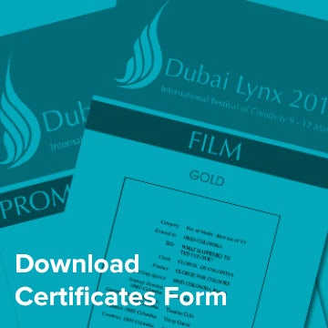 Download Certificates Form