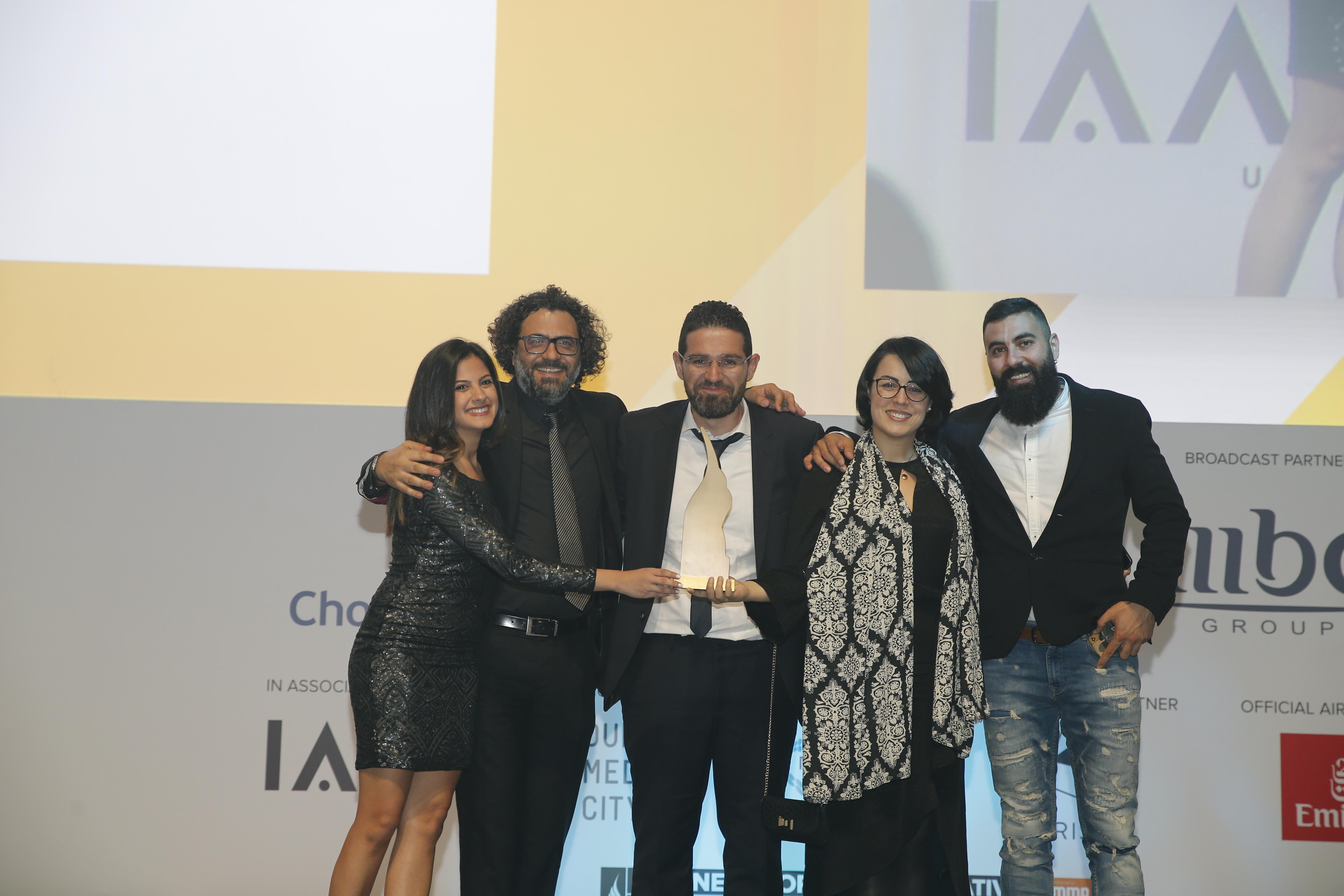 Golden Palm Award